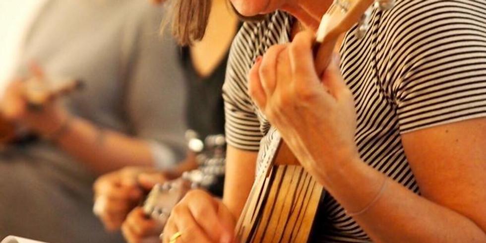 Level 4 - i bin ukulelisiert!