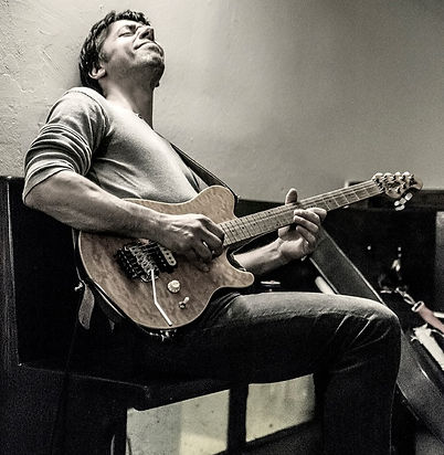 Mario_Dancso, Gitarrenlehrer in Wien©Mariano_Margarit