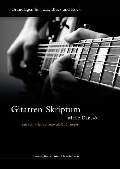 Gitarren-Skriptum