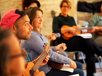 Ukulele Workshop in Wien, © Juergen Koehler