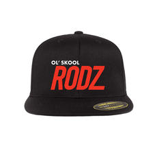 Ol' Skool Rodz Hat