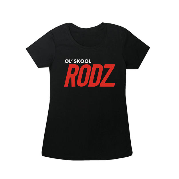 Women's Ol' Skool Rodz Shirt