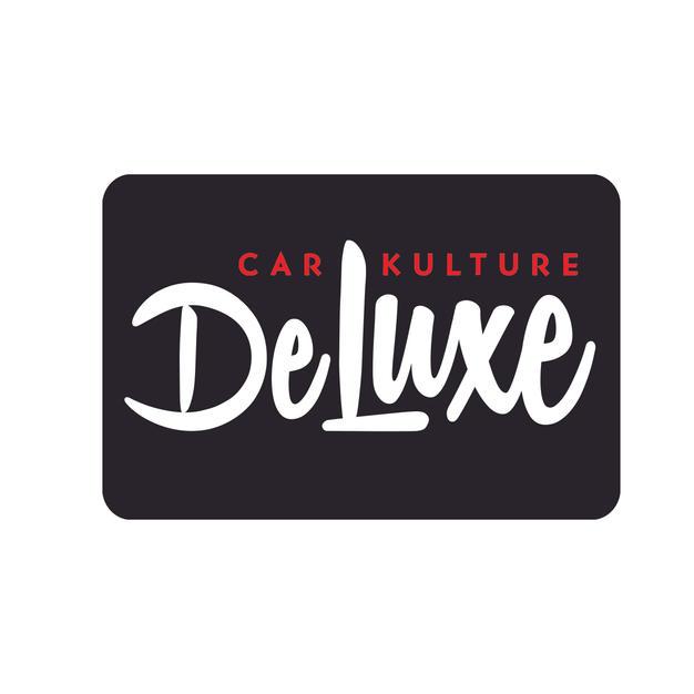Car Kulture Deluxe Sticker