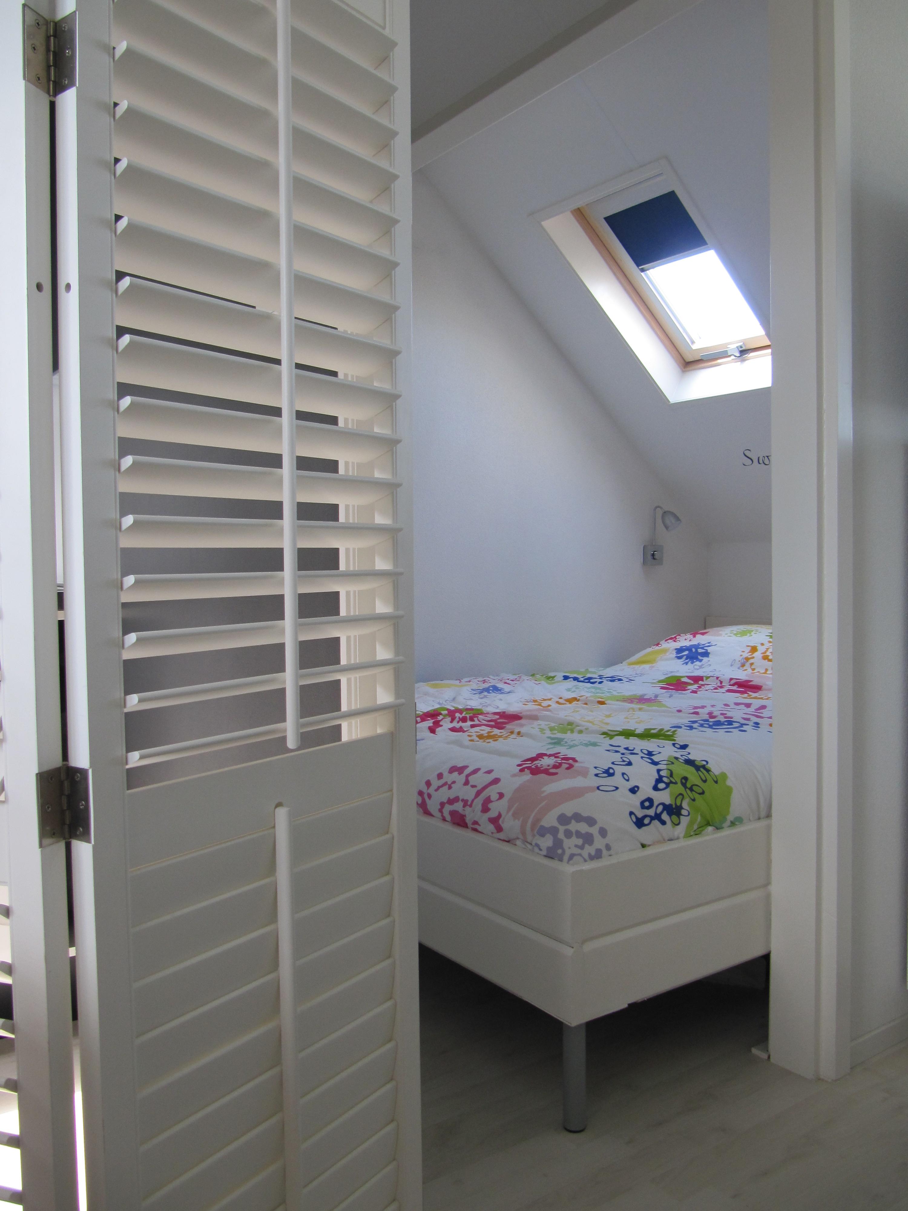 Studio slaapkamer