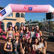 TKP Strides Against Breast Cancer