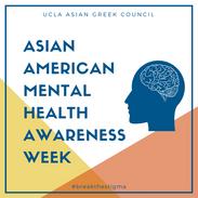 Asian American Mental Health Awareness Week