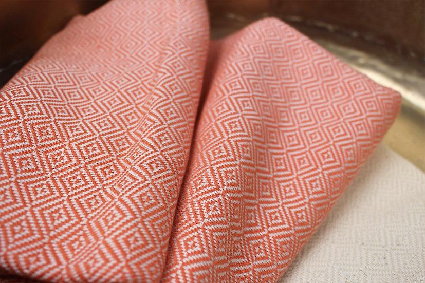 Handtuch reine Baumwolle groß leicht
