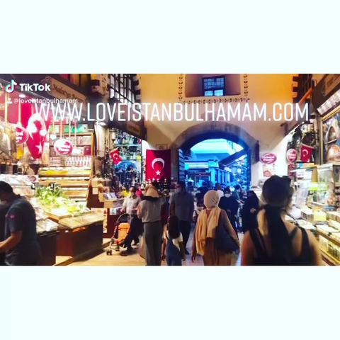 Visit Istanbul Bazar