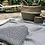 Thumbnail: Hamamtuch NAZAN  handgewebt grey/nature