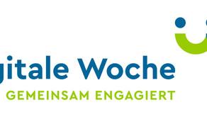 Digitale Woche: Beratung, Gespräche und Mentoring online umsetzen - Ein Workshop für Ehrenamtliche