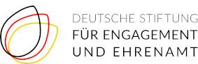 Logo der Deutschen Stiftung für Engagement und Ehrenamt