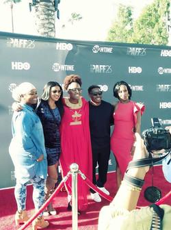Pan African Film Festival Premier