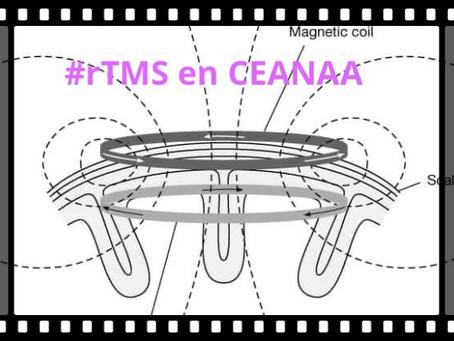 rTMS TMS Neuromodulacion en AUTISMO   Me gustaría mencionar  la estimulación magnética transcraneal