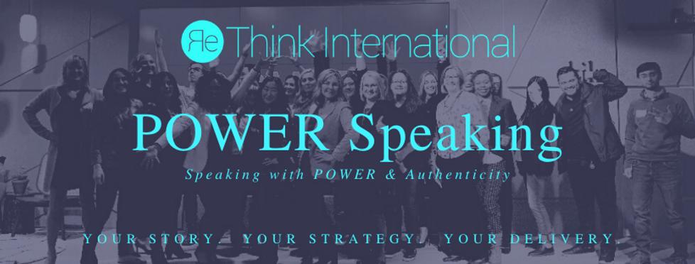 POWER Speaking Rethink International .pn
