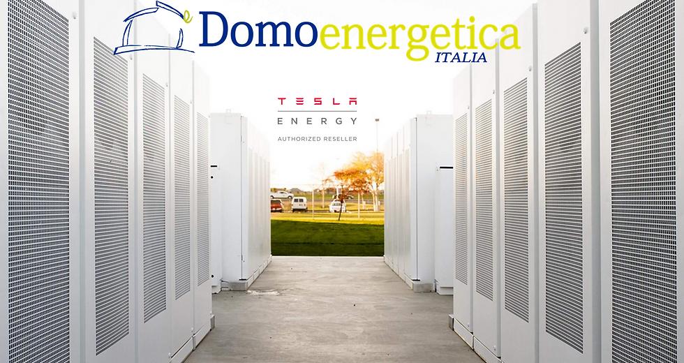 Domoenergetica Roma Infernetto: rivenditori autorizzati TESLA POWER