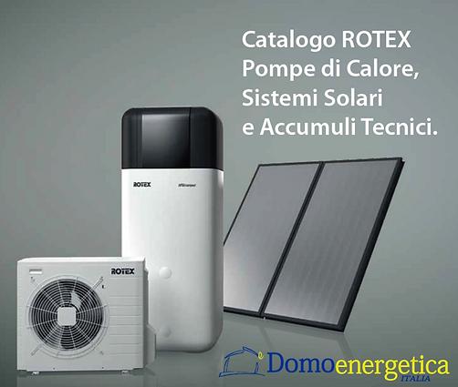 Catalogo Rotex- Domoenergetica Italia