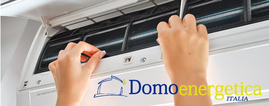 Manutenzione condizionatori - Domoenergetica Roma Infernetto
