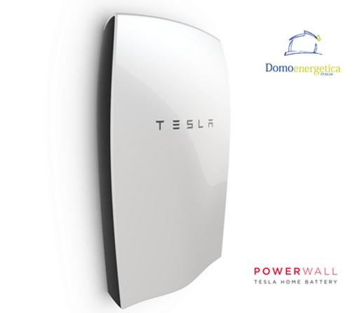 Batteria Powerwall Tesla- Domoenergetica Roma Infernetto