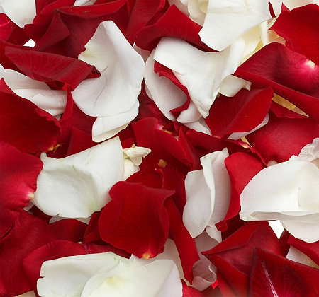Organic Rose Petal Bath Salts