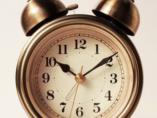 How do you feel about the time change?