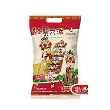 Red Quinoa Crackers