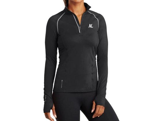 NL Ladies 1/4 Zip Stretch Pullover