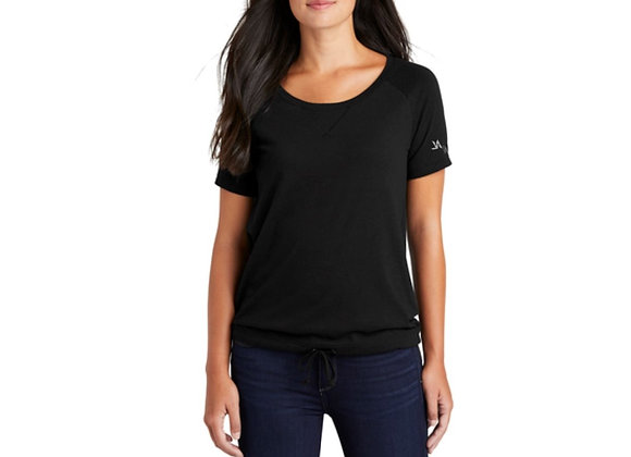 NO LIMITS LDS PERFORMANCE CINCH TEE