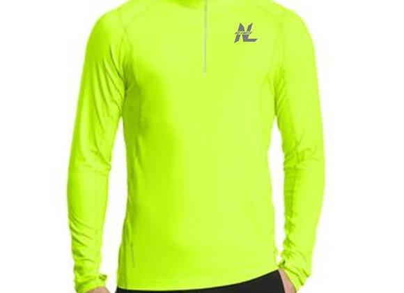 Mens1/4 Zip Pullover