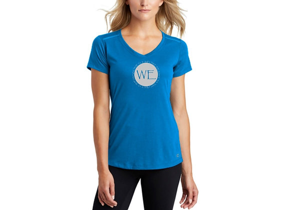 "NO LIMITS LDS ""WE"" PERFORMANCE V NECK"