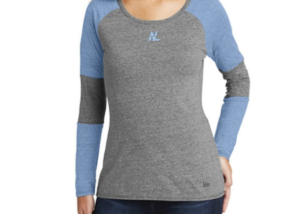 NL ERA TRIBLEND LADIES LONGSLEEVE TEE