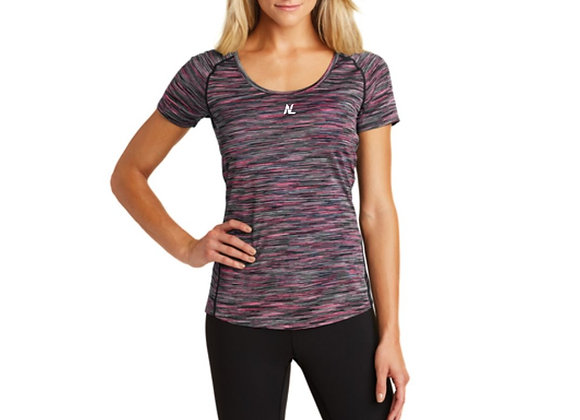 NO LIMITS LDS PERFORMANCE VERGE SCOOPNECK