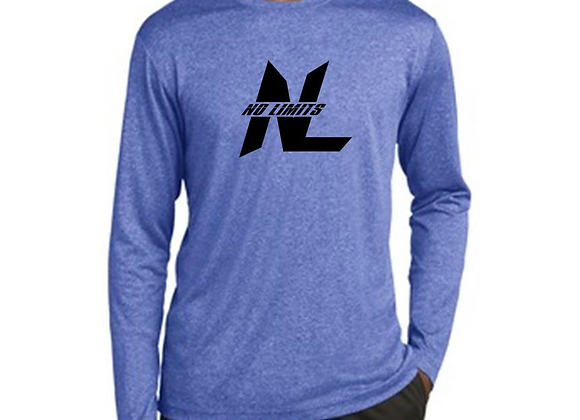 Mens LOGO LONG SLEEVE Performance Shirt