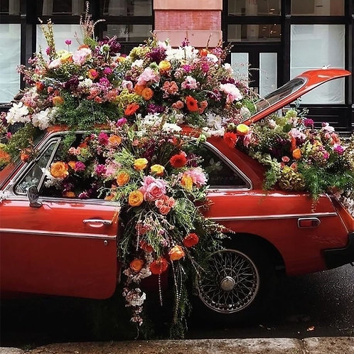 Flower Delivery Charge up to 8 miles