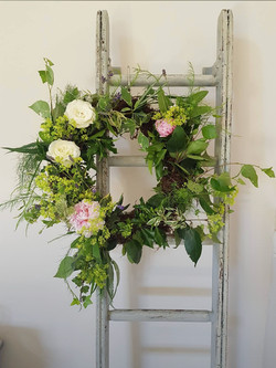 Summer Wreath £50