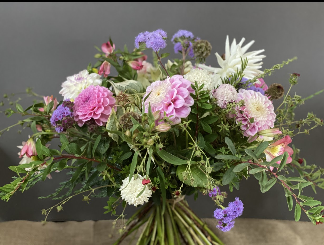 £45 September bouquet
