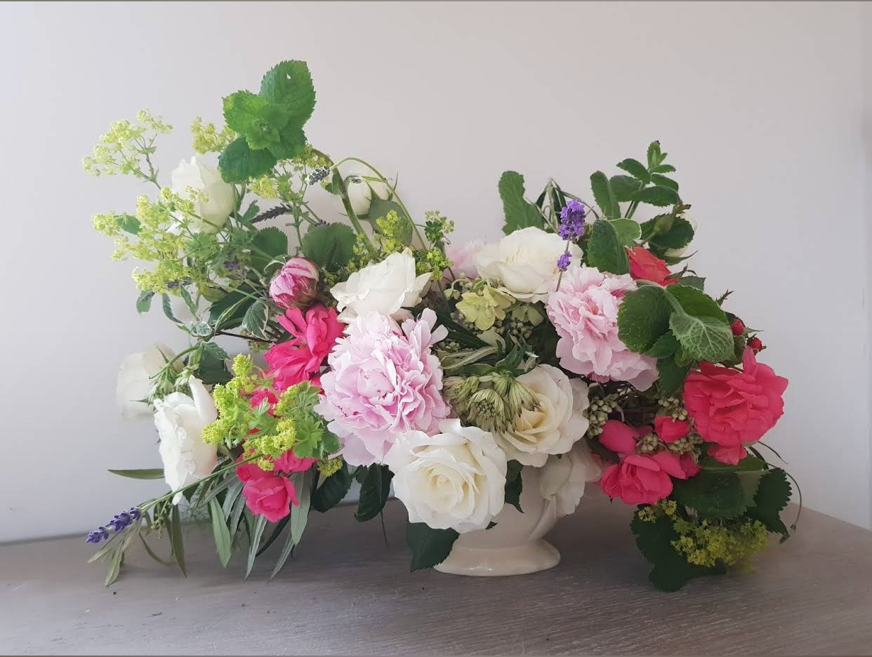 bowl arrangements from £45