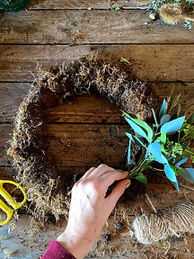 sustainable flowers & floristry