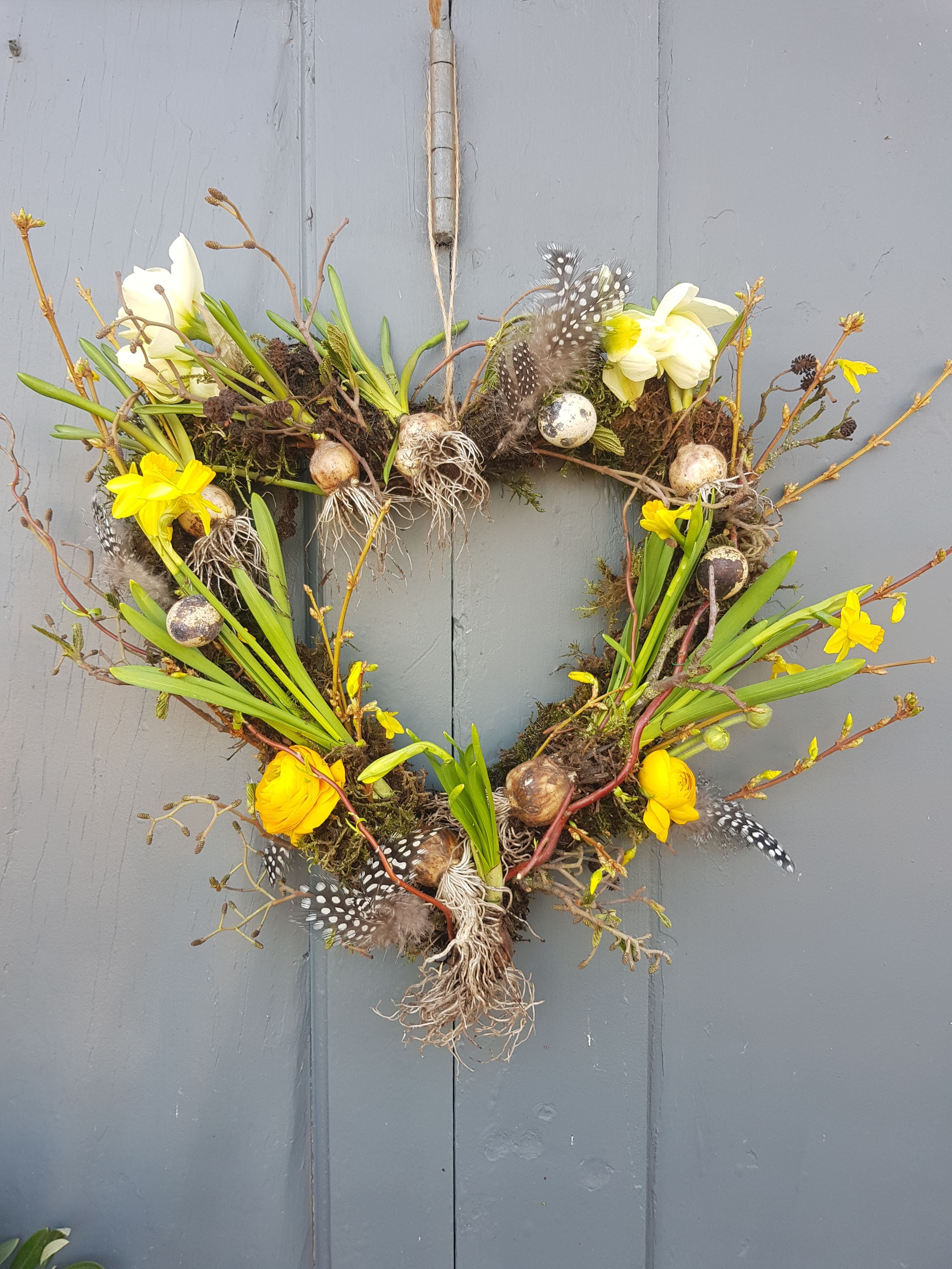 Spring Wreath £45