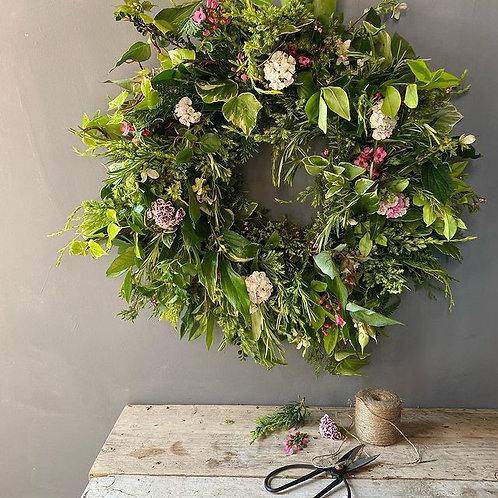 Standard Bespoke Seasonal Wreath