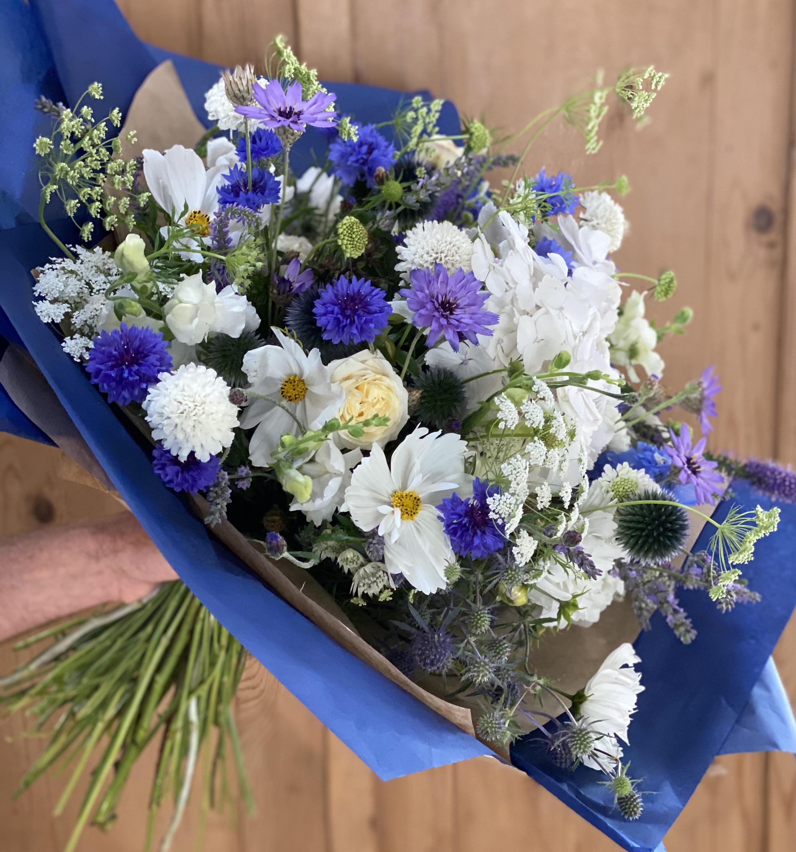 Anniversary flowers £45