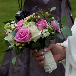 Wedding flowers from £125