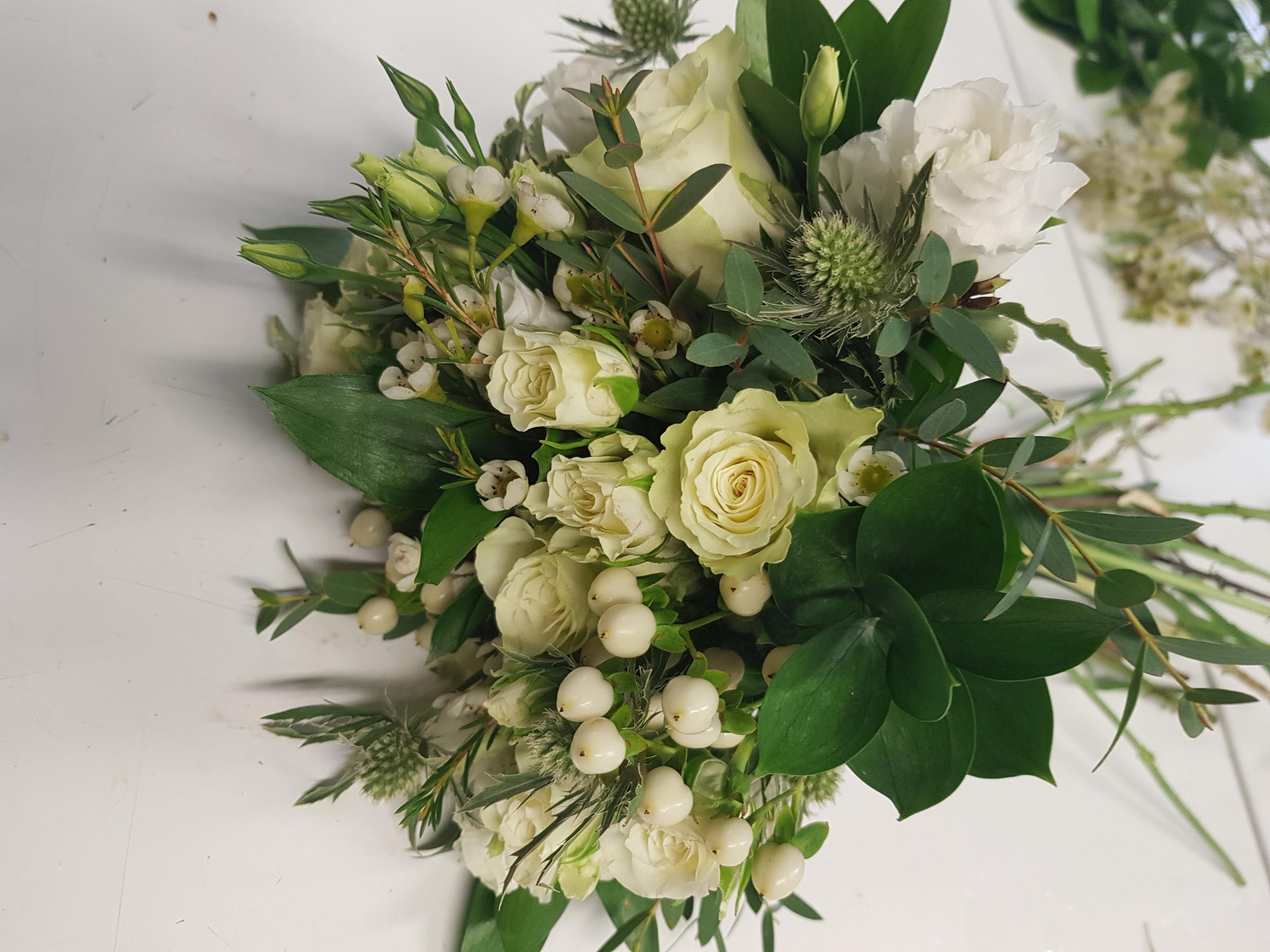 Bridal bouquet from £125