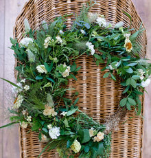Natural Wreaths from £85