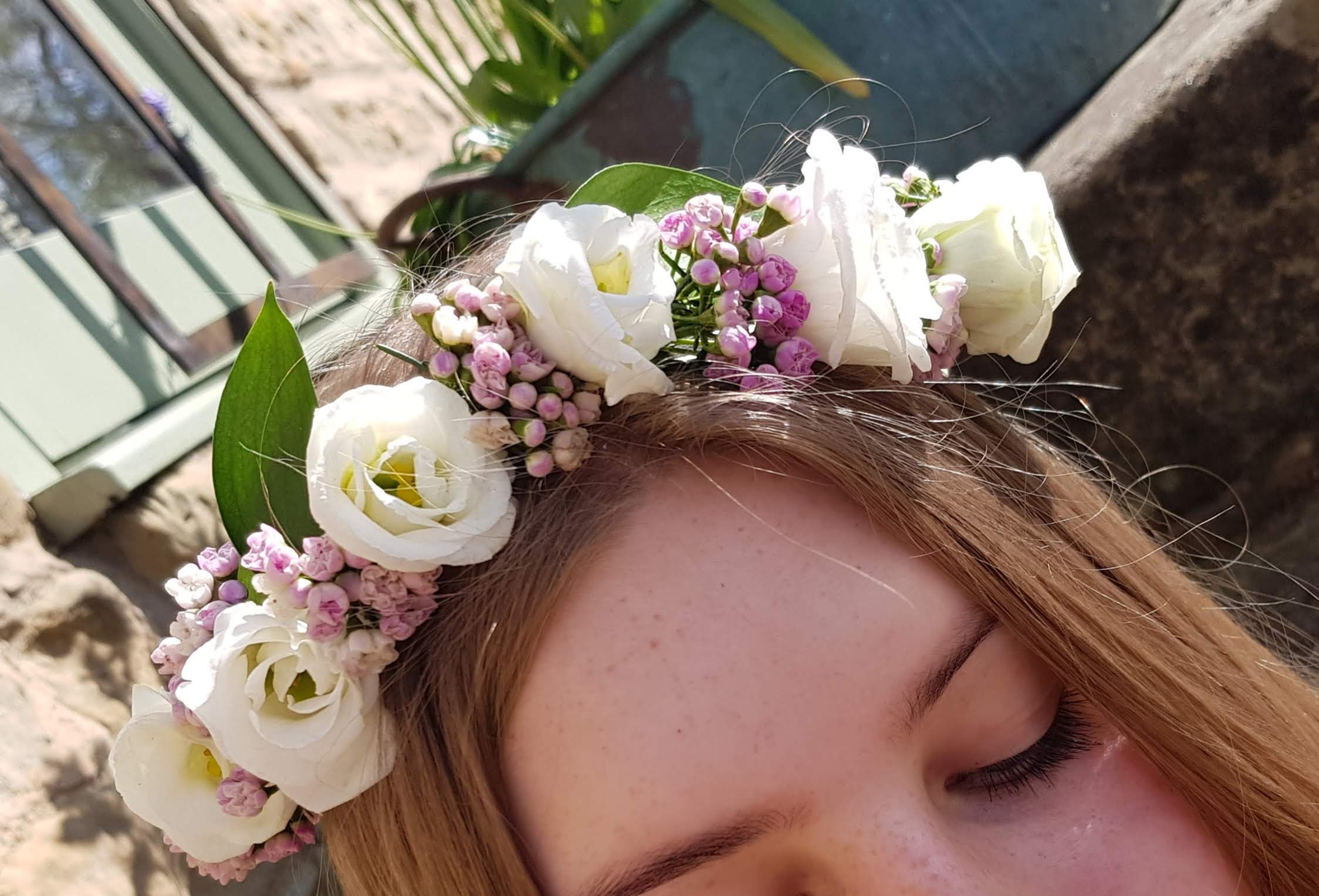 Flower Crowns from £55