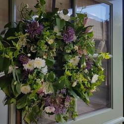 Spring Wreath £50