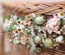 Dried Flower Garlands