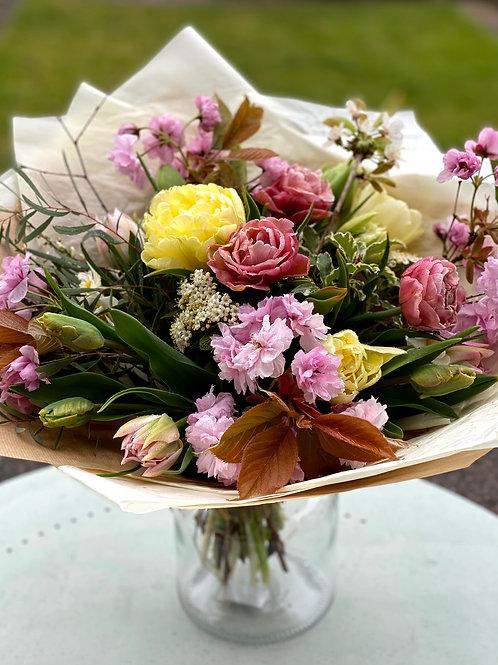 £45 Seasonal British Flowers