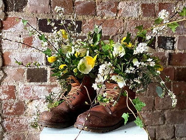 sustainable funeral flowers