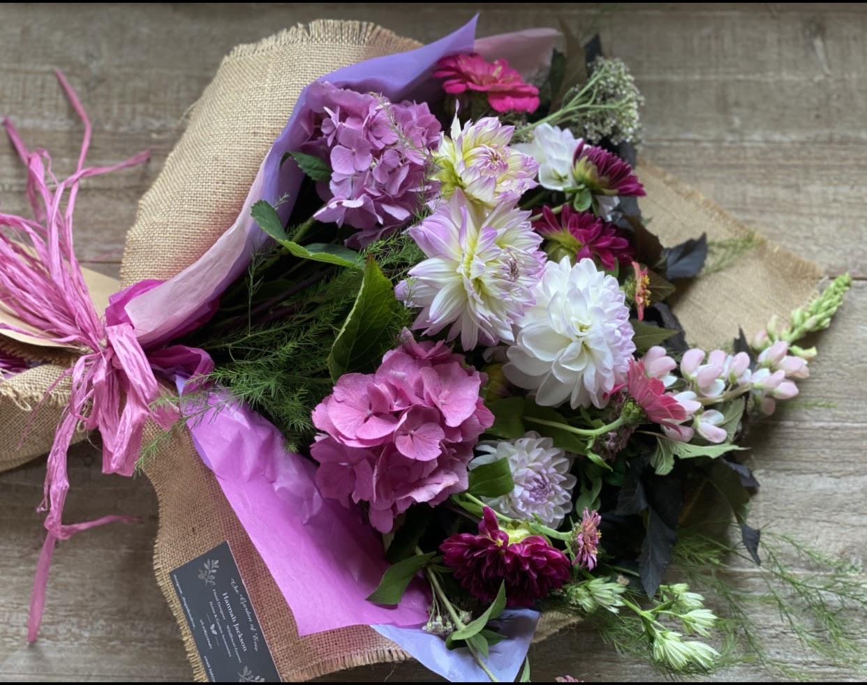 September bouquet