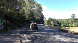Puceau du tracteur...
